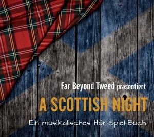 Cover CD A Scottish Night klein